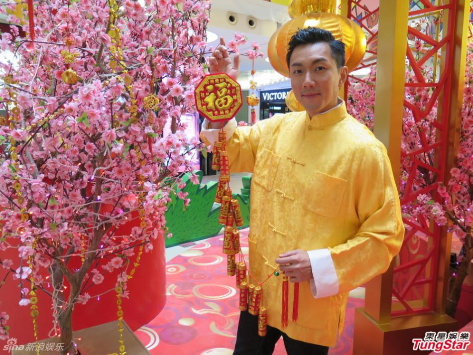 组图:刘浩龙为发片减肥 祝女友容祖儿身体健康