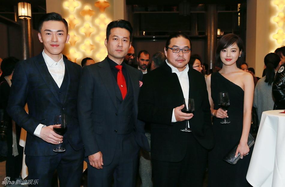 组图:上海电影节柏林推广会