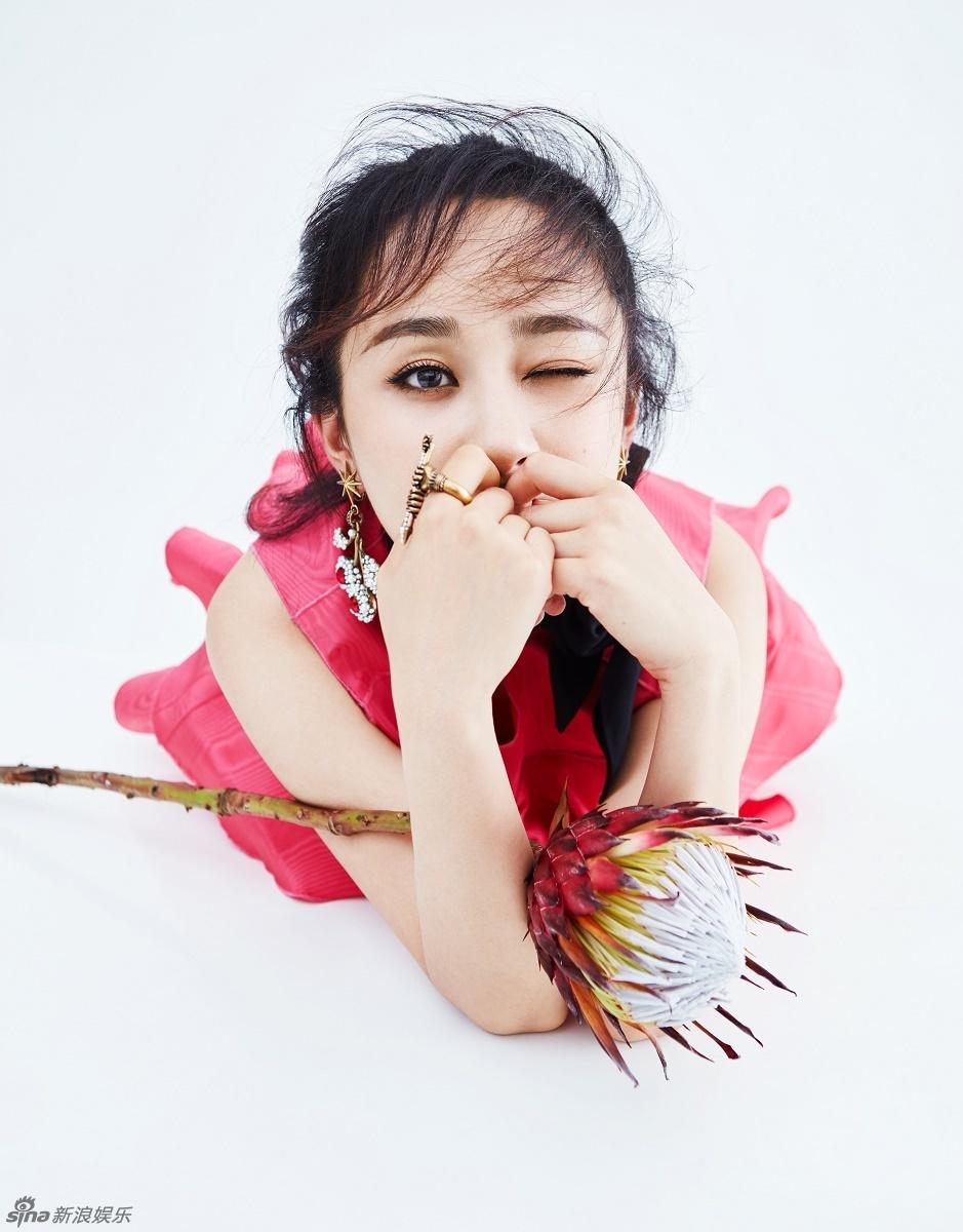 杨紫wink