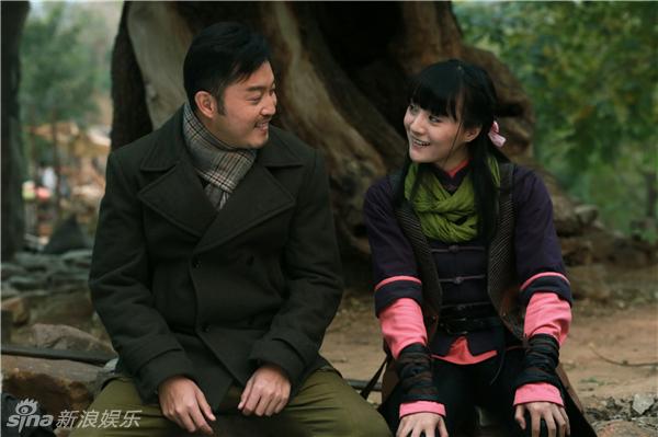 """《政委》片花曝光沙溢上演""""厨子的逆袭"""" 与胡可夫妻档合作"""