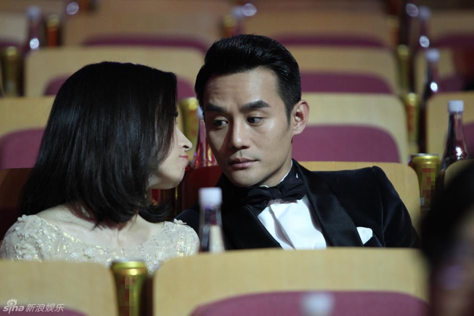 组图:国剧盛典台下热闹 小芈月可爱吴磊帅气