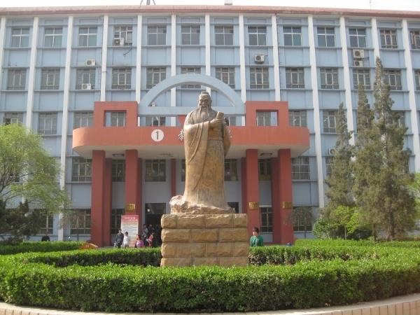 中国好大学之山西师范大学图片