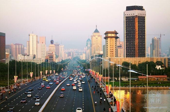 迎泽大街,是山西省太原市的一条东西向城市道路,位于太原市中心,