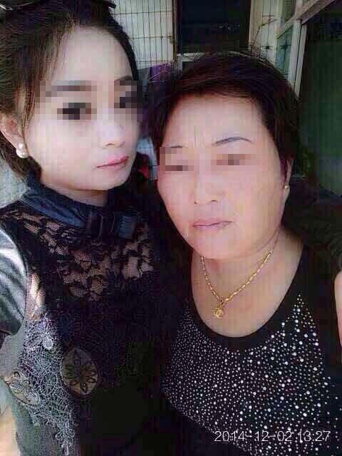 """网曝云南强迫女生卖淫""""大姐大""""生活照"""