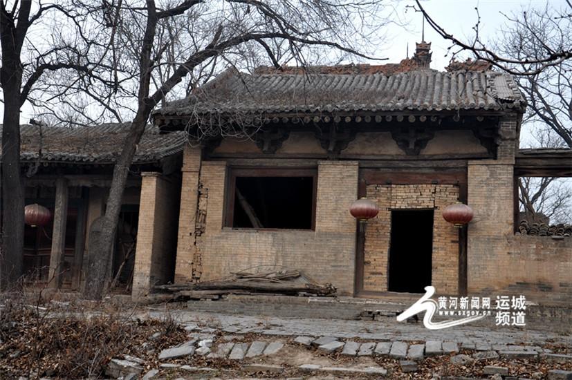 山西 即将消失的千年古村新绛县光村图片