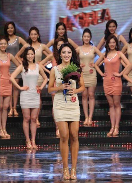 2013韩国小姐总决赛(图)图片