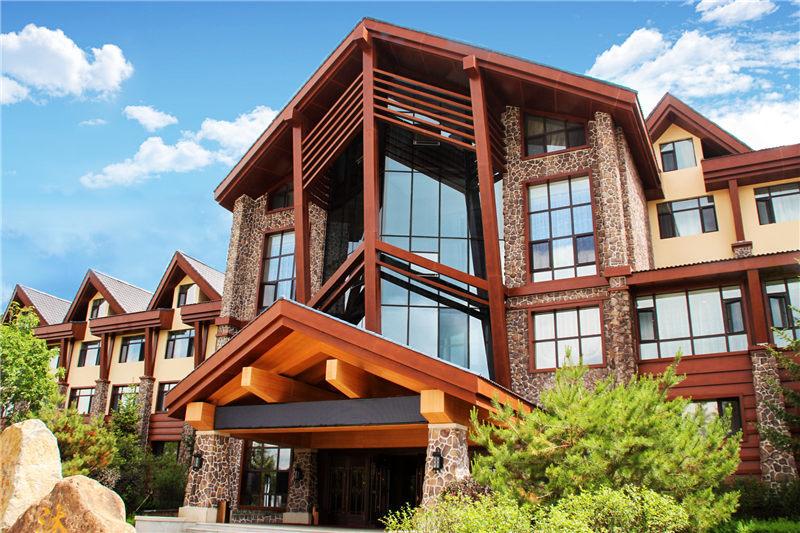 长白山天沐温泉酒店 景色优美设施一流
