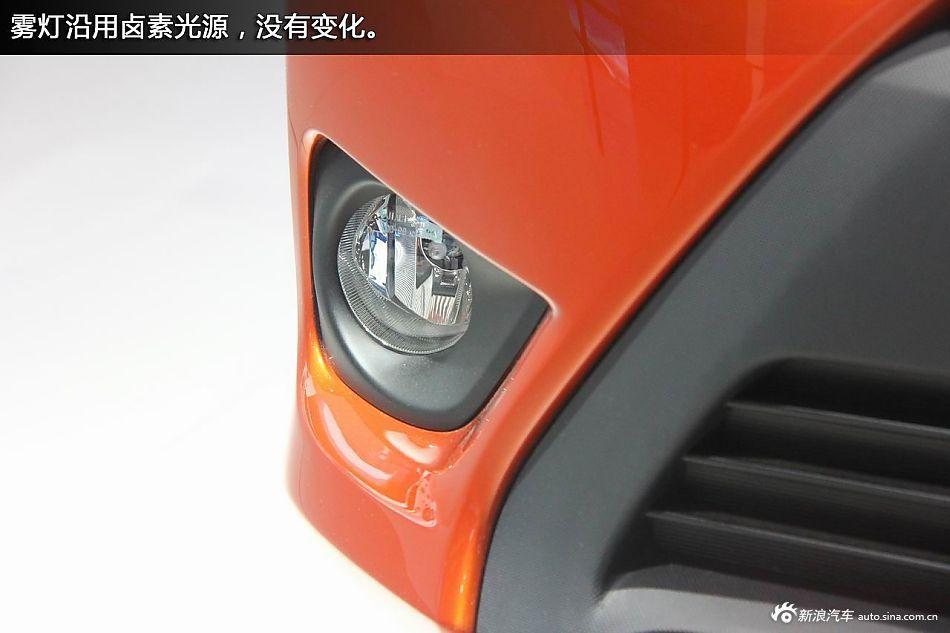 新浪汽车试车图解丰田全新威驰高清图片