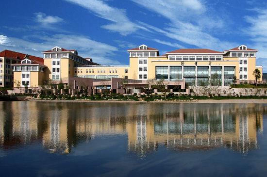 山东大学威海学术中心图片