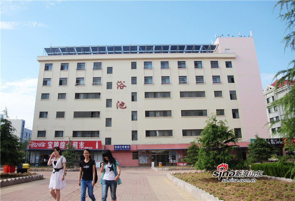 中国好大学之山东大学 威海图片
