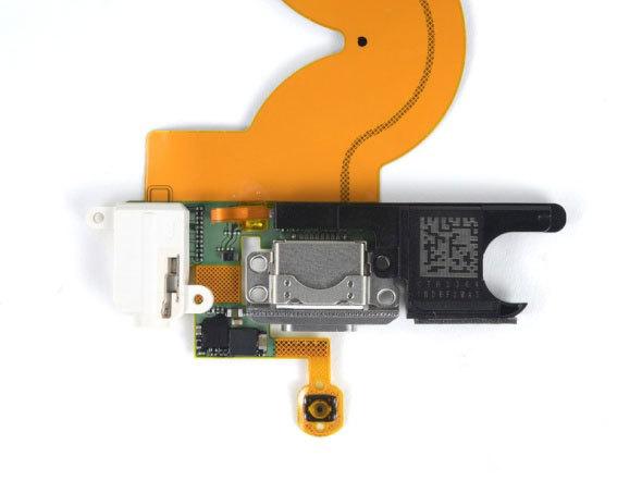 ipod5图片拆机-细节注定品质 iPod touch 5拆解图赏