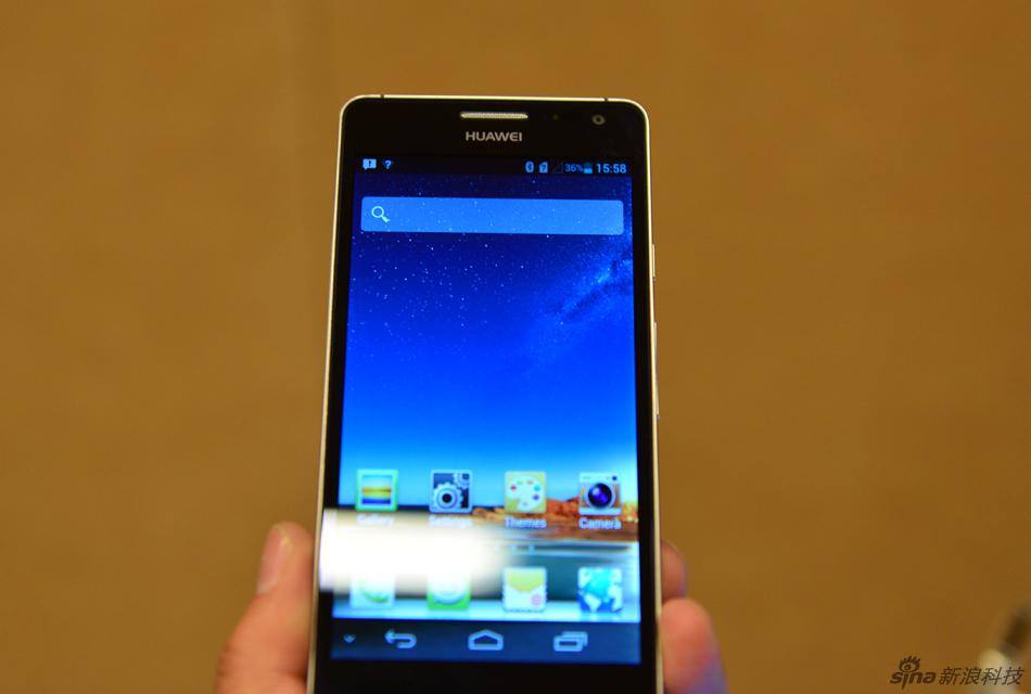 华为6寸屏幕智能手机Ascend Mate