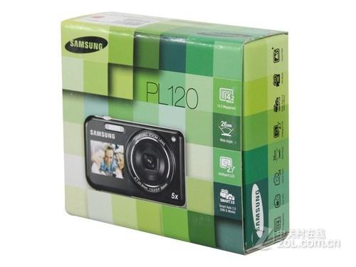 三星PL120 相机包装-相机包装新闻图集