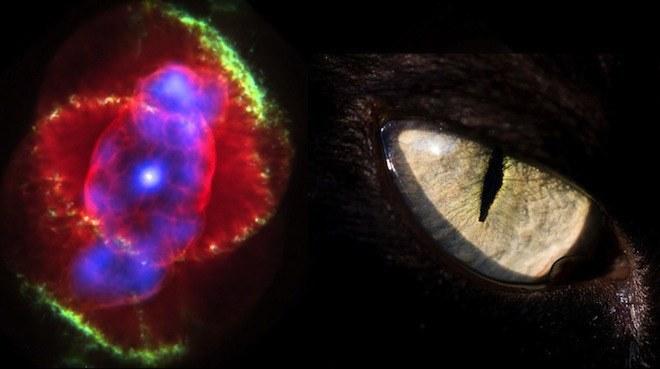 猫眼星云结构非常复杂.科学家们对其开展研究已经有上百年的历史,
