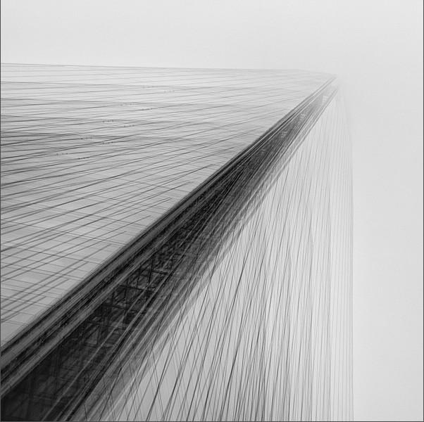 探索几何形状与抽象的主题是很多职业摄影师热衷的事情.此组建筑