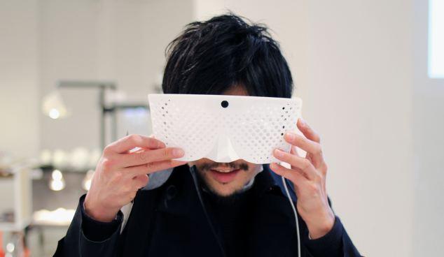 英国研制现实版钢铁侠面具:可提升视力与听力