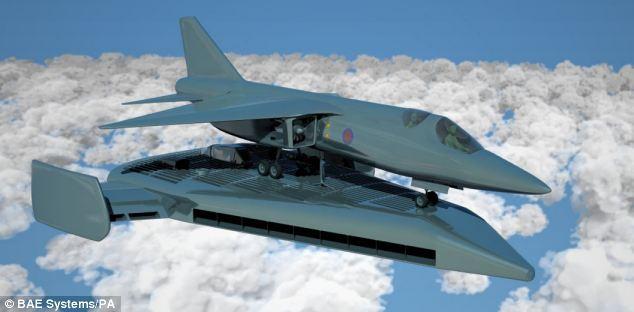 英国60年代超前发明:从跳跃吉普到太空飞机