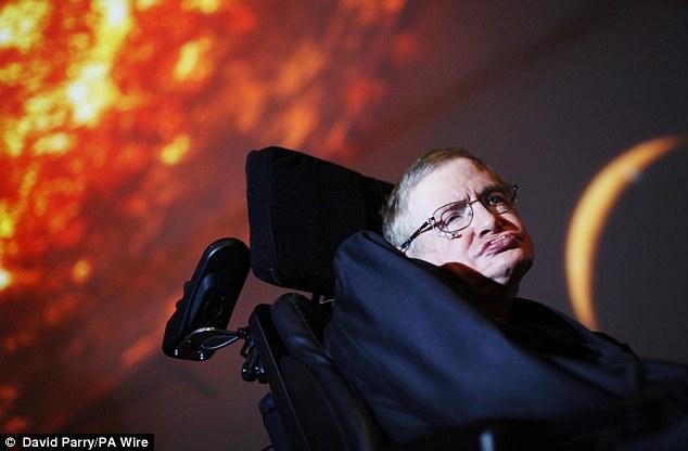 蒂芬-霍金是最伟大的科学家之一,激发了全世界无数人的想象力.