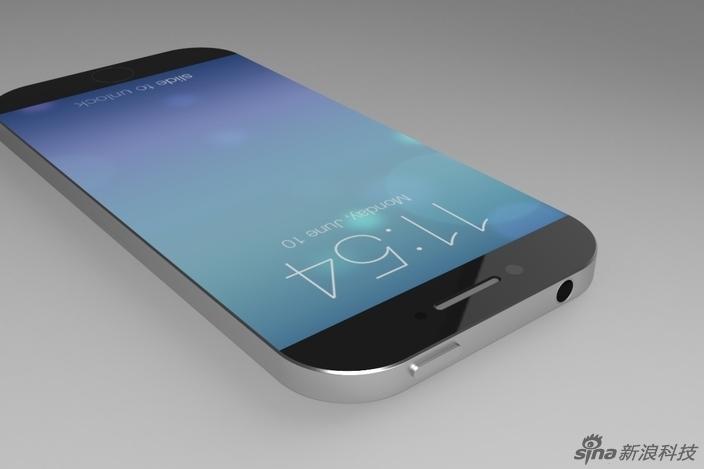 国外网友设计iphone 6概念图