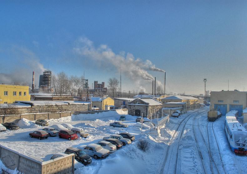 俄罗斯的捷尔任斯克(Dzerzhinsk)是一座有着24.5万人口的城市,自