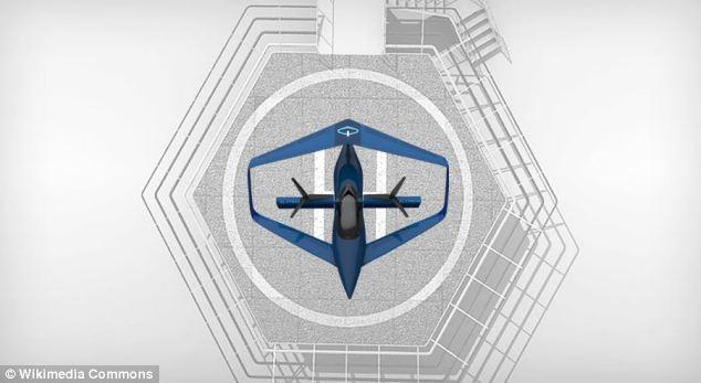 固定翼飞机的速度和直升机的垂直起飞这些优势的结合