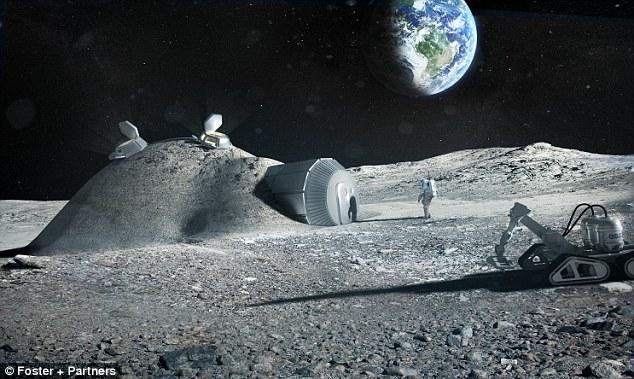 十年后的假期会怎样:走出宾馆看到地球