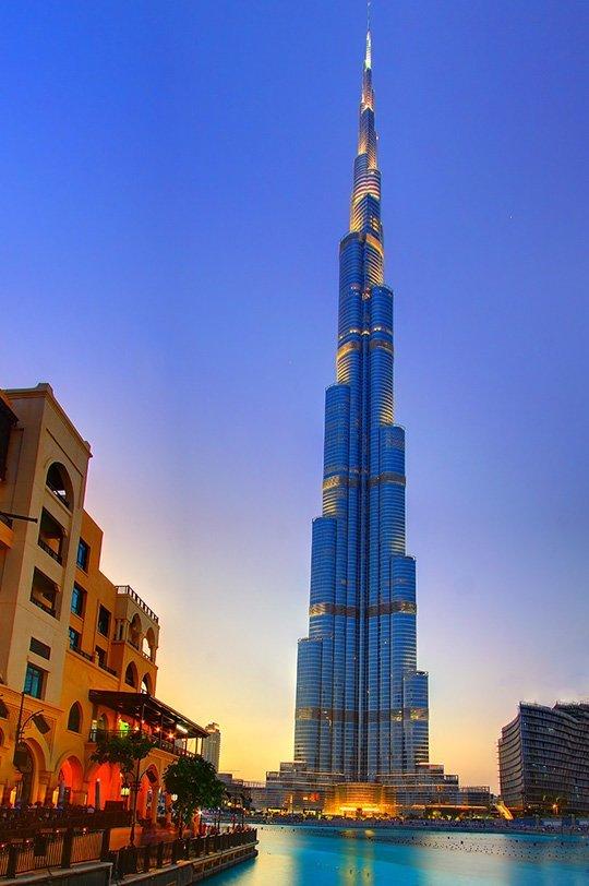 高耸入云的奇迹 图说世界五大摩天大楼