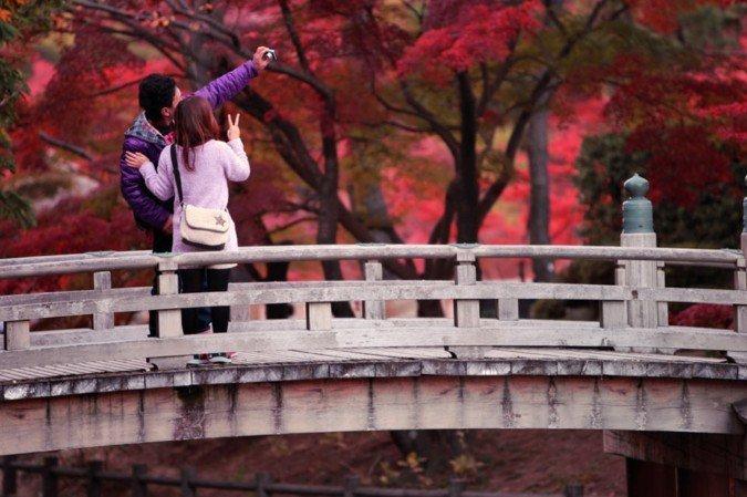 绚丽多彩的东瀛 日本的春秋美景摄影