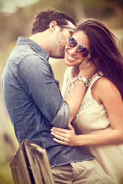 改变力不从心 教你拍摄完美唯美订婚照