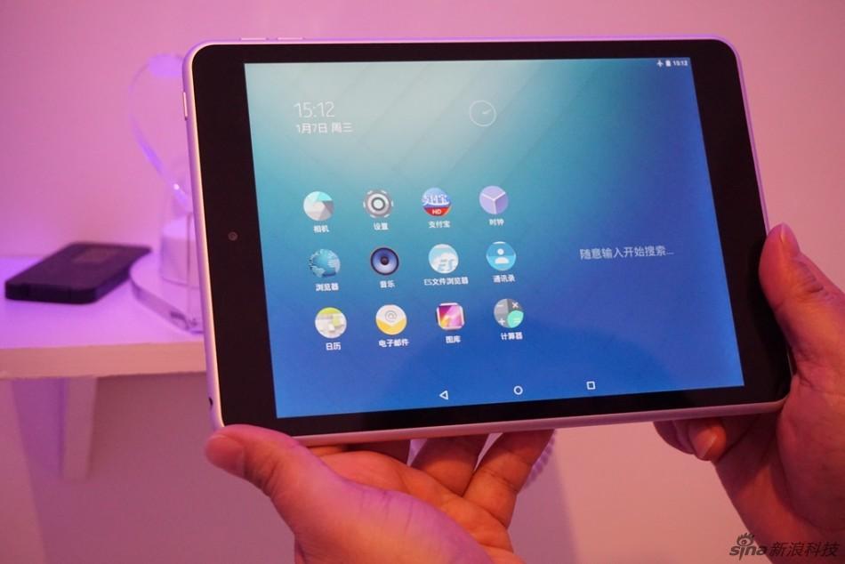 诺基亚N1平板现场真机上手:售价1599元的照片 - 23