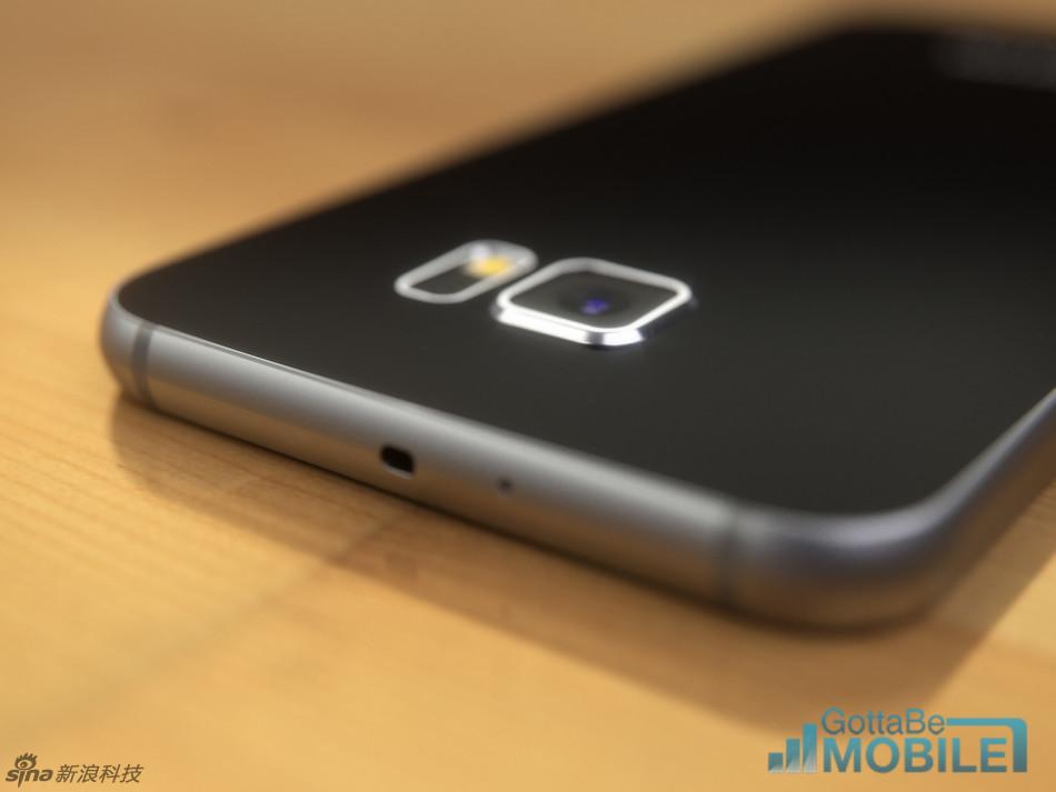 三星年度旗舰将在3月初的MWC期间发布,来自法国的网友近日发布一组这款手机的假想渲染图,灰色的金属边框神似苹果与索尼合体。