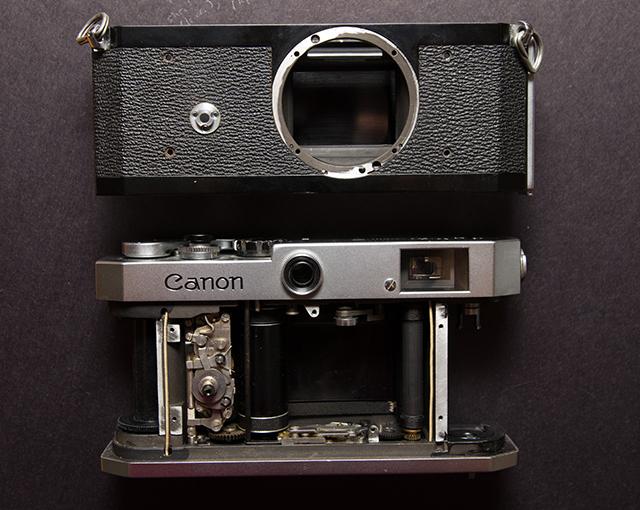 mini、TSL235R光电传感器和3D打印技术成功在一台佳能P相机里植