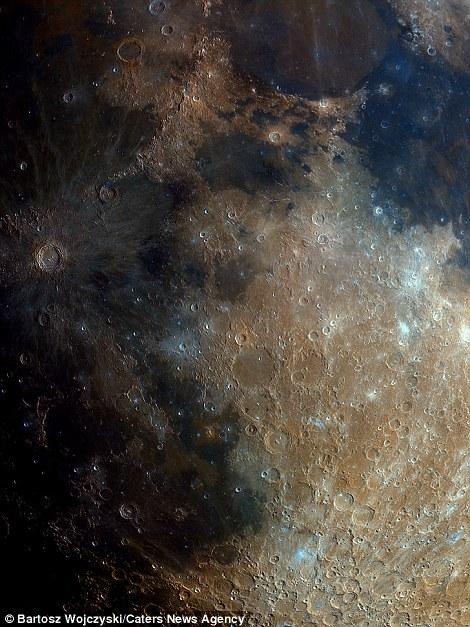 月球高清图片