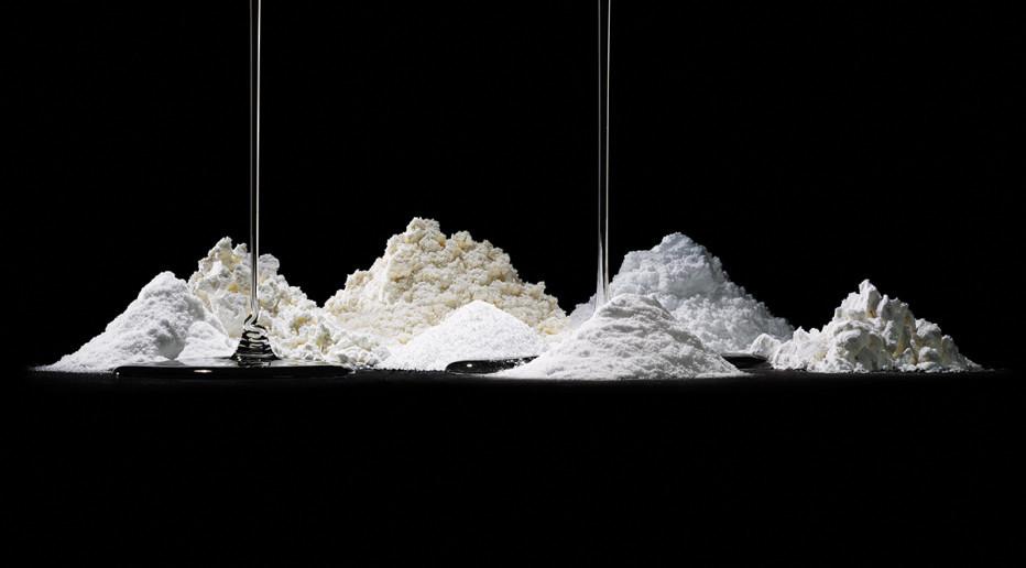 微距摄影还原食品添加剂真相:玉米衍生物种类多