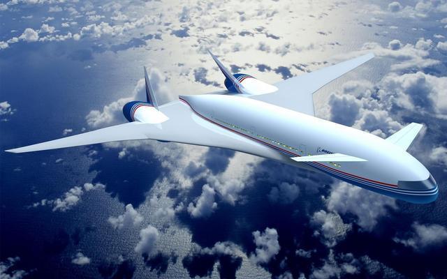 波音公司开发核能激光引擎:飞机从此不烧油