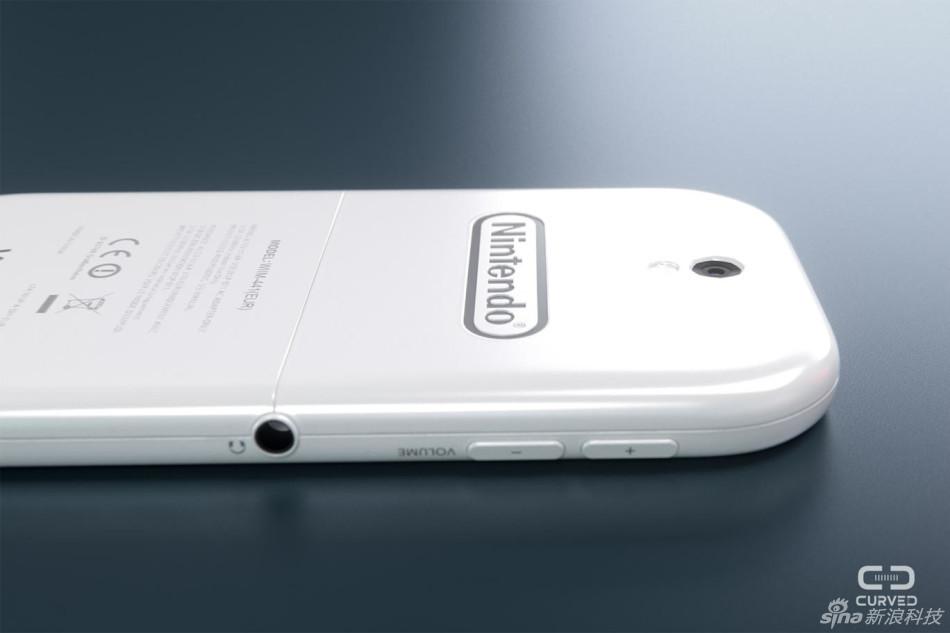 任天堂手机概念设计图