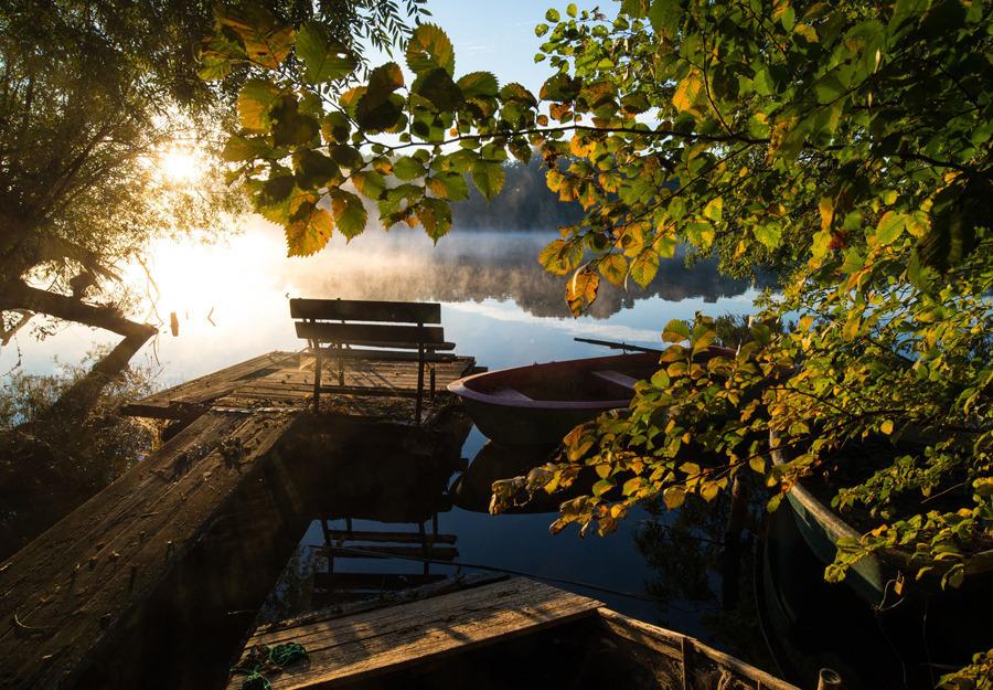 秋风起鲈鱼肥:寻找2015年最美的秋色