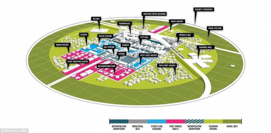 """美国""""神秘鬼市"""": 创新技术的试验场"""