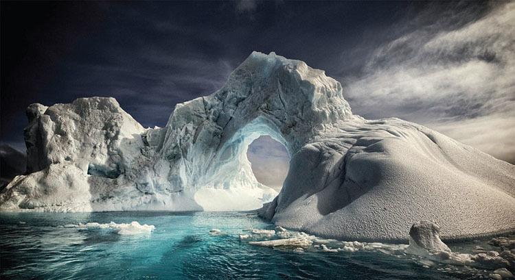 意摄影师零下90°C拍南极动人心魄之美