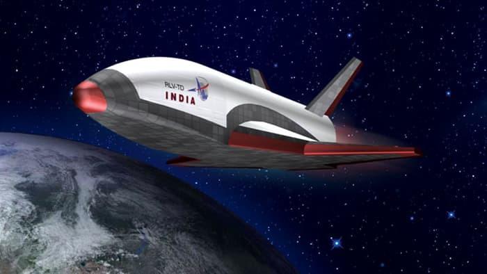 印度发射首架可回收飞船 欲加入低成本航天竞争