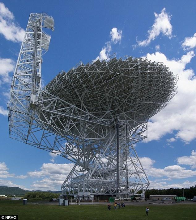 """最宁静美国""""世外""""小镇:为找外星人禁用WiFi和手机"""