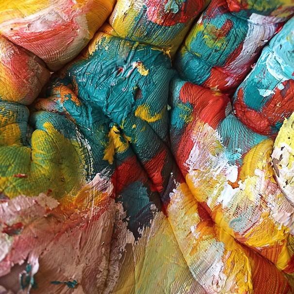 色彩中的奇思妙想 文艺青年的创意之旅