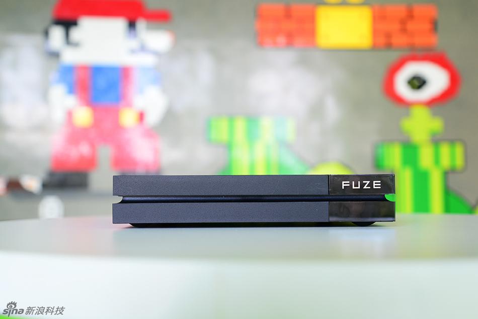 FUZE游戏机评测:除了微软索尼任天堂 或许还有别的选择