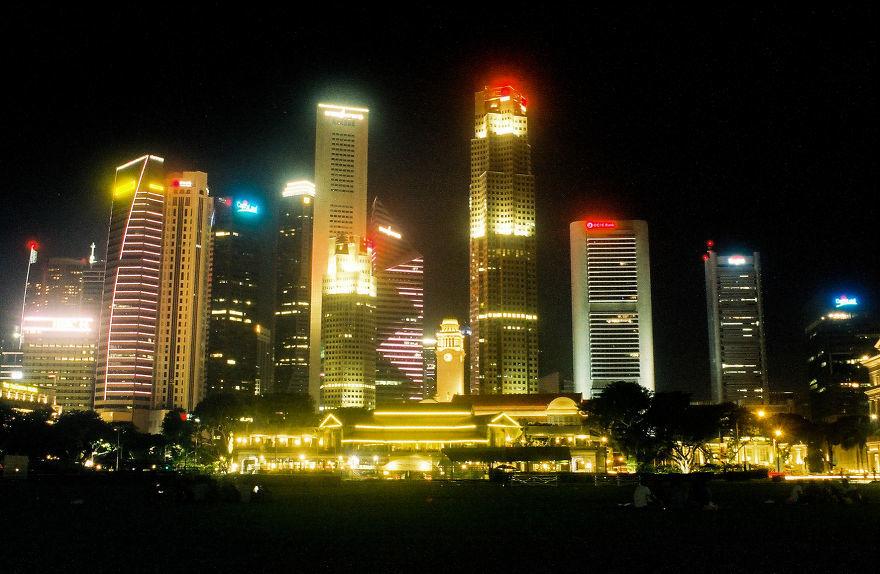 不一样的视角 电影镜头下的魔幻新加坡
