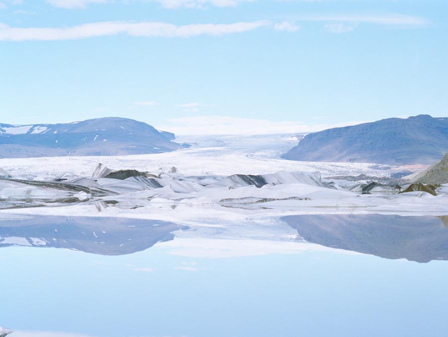 同样风景不同风格 如何将山脉河流拍成小清新