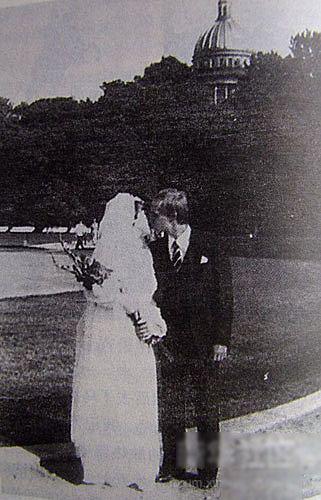 普京结婚照