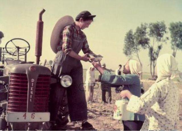 毛泽东时代女性风采照