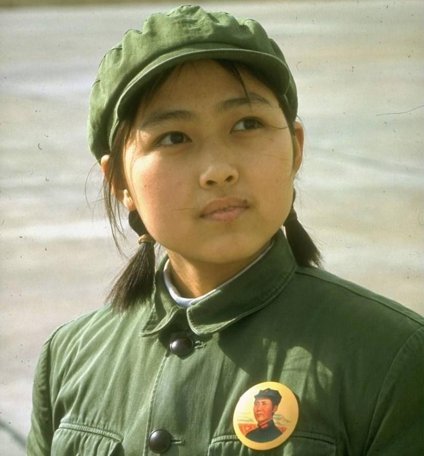 毛泽东时代新中国女性的风采