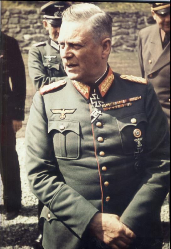 希特勒之剑 二战纳粹德国的元帅们全集