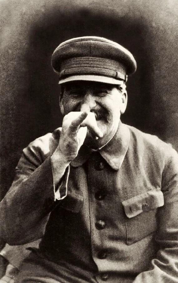 斯大林也要卖萌给你看 老照片讲述有趣历史